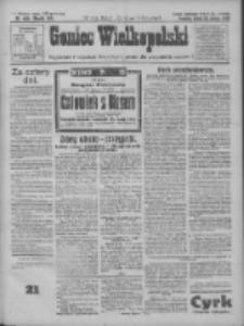 Goniec Wielkopolski: najtańsze pismo codzienne dla wszystkich stanów 1928.02.29 R.51 Nr49