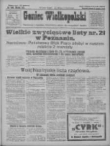 Goniec Wielkopolski: najtańsze pismo codzienne dla wszystkich stanów 1928.03.06 R.51 Nr54