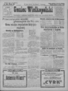 Goniec Wielkopolski: najtańsze pismo codzienne dla wszystkich stanów 1928.03.13 R.51 Nr60