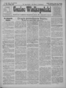 Goniec Wielkopolski: najtańsze pismo codzienne dla wszystkich stanów 1928.03.30 R.51 Nr75