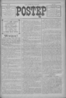 Postęp 1914.07.30 R.25 Nr172