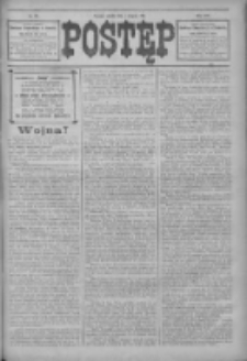Postęp 1914.08.01 R.25 Nr174