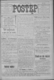 Postęp 1914.08.04 R.25 Nr176
