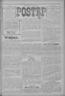 Postęp 1914.09.02 R.25 Nr200
