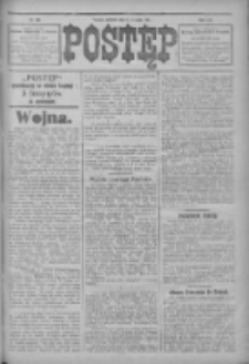 Postęp 1914.09.06 R.25 Nr204