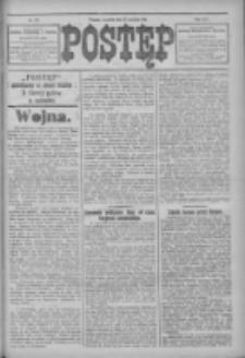 Postęp 1914.09.10 R.25 Nr207