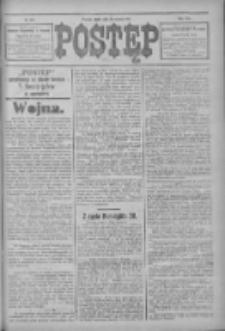 Postęp 1914.09.11 R.25 Nr208