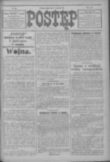 Postęp 1914.09.17 R.25 Nr213