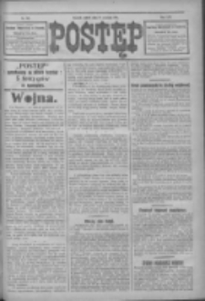 Postęp 1914.09.19 R.25 Nr215