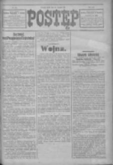 Postęp 1914.09.30 R.25 Nr224