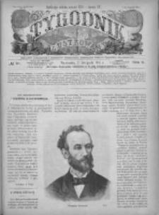 Tygodnik Ilustrowany 1885.11.21 T.6 Nr151