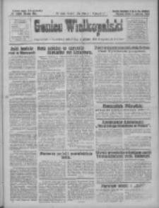 Goniec Wielkopolski: najtańsze pismo codzienne dla wszystkich stanów 1928.06.06 R.51 Nr129