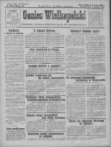 Goniec Wielkopolski: najtańsze pismo codzienne dla wszystkich stanów 1928.06.13 R.51 Nr134