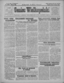 Goniec Wielkopolski: najtańsze pismo codzienne dla wszystkich stanów 1928.07.18 R.51 Nr163