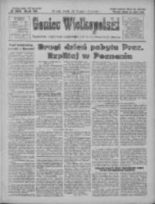 Goniec Wielkopolski: najtańsze pismo codzienne dla wszystkich stanów 1928.07.21 R.51 Nr166