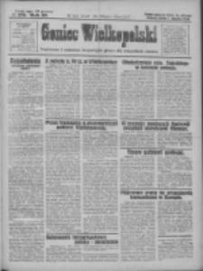 Goniec Wielkopolski: najtańsze pismo codzienne dla wszystkich stanów 1928.08.01 R.51 Nr175