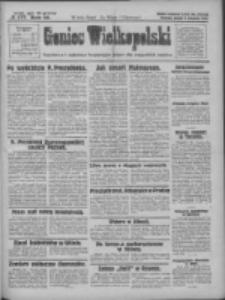Goniec Wielkopolski: najtańsze pismo codzienne dla wszystkich stanów 1928.08.03 R.51 Nr177