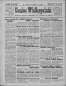 Goniec Wielkopolski: najtańsze pismo codzienne dla wszystkich stanów 1928.08.04 R.51 Nr178