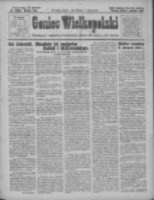 Goniec Wielkopolski: najtańsze pismo codzienne dla wszystkich stanów 1928.08.07 R.51 Nr180