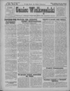 Goniec Wielkopolski: najtańsze pismo codzienne dla wszystkich stanów 1928.08.08 R.51 Nr181