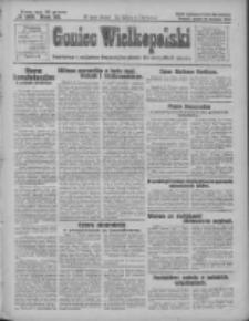 Goniec Wielkopolski: najtańsze pismo codzienne dla wszystkich stanów 1928.08.10 R.51 Nr183