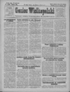 Goniec Wielkopolski: najtańsze pismo codzienne dla wszystkich stanów 1928.08.11 R.51 Nr184