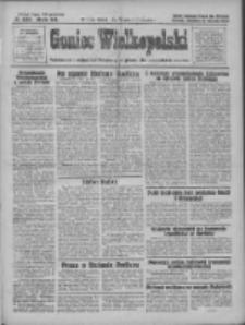 Goniec Wielkopolski: najtańsze pismo codzienne dla wszystkich stanów 1928.08.12 R.51 Nr185