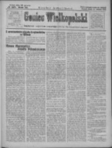 Goniec Wielkopolski: najtańsze pismo codzienne dla wszystkich stanów 1928.08.15 R.51 Nr187