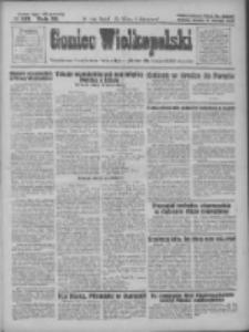Goniec Wielkopolski: najtańsze pismo codzienne dla wszystkich stanów 1928.08.21 R.51 Nr191