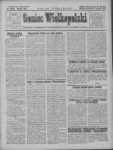 Goniec Wielkopolski: najtańsze pismo codzienne dla wszystkich stanów 1928.08.23 R.51 Nr193