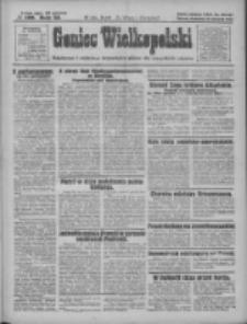 Goniec Wielkopolski: najtańsze pismo codzienne dla wszystkich stanów 1928.08.26 R.51 Nr196