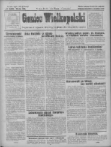 Goniec Wielkopolski: najtańsze pismo codzienne dla wszystkich stanów 1928.09.06 R.51 Nr205