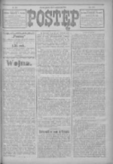 Postęp 1914.10.09 R.25 Nr232