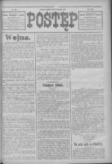 Postęp 1914.11.08 R.25 Nr258
