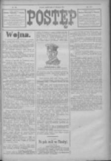 Postęp 1914.11.14 R.25 Nr263