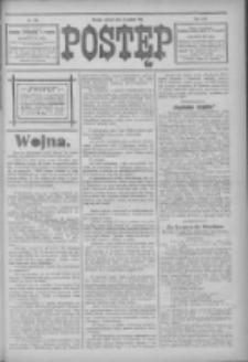 Postęp 1914.12.01 R.25 Nr276