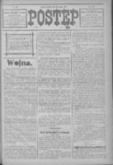 Postęp 1914.12.20 R.25 Nr292