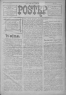 Postęp 1914.12.30 R.25 Nr298