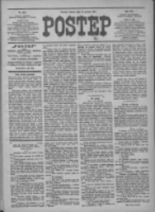 Postęp 1911.12.23 R.22 Nr292