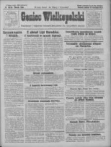 Goniec Wielkopolski: najtańsze pismo codzienne dla wszystkich stanów 1928.09.18 R.51 Nr215