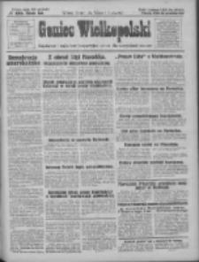 Goniec Wielkopolski: najtańsze pismo codzienne dla wszystkich stanów 1928.09.19 R.51 Nr216