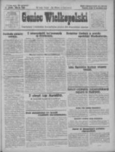 Goniec Wielkopolski: najtańsze pismo codzienne dla wszystkich stanów 1928.09.26 R.51 Nr222