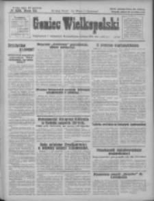 Goniec Wielkopolski: najtańsze pismo codzienne dla wszystkich stanów 1928.09.29 R.51 Nr225