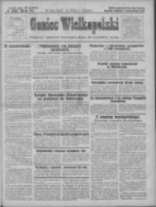 Goniec Wielkopolski: najtańsze pismo codzienne dla wszystkich stanów 1928.10.07 R.51 Nr232