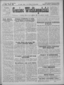 Goniec Wielkopolski: najtańsze pismo codzienne dla wszystkich stanów 1928.10.11 R.51 Nr235