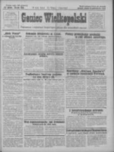 Goniec Wielkopolski: najtańsze pismo codzienne dla wszystkich stanów 1928.10.12 R.51 Nr236