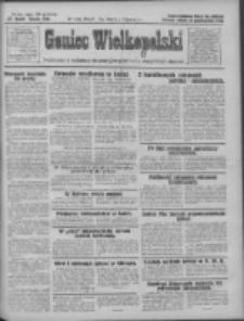 Goniec Wielkopolski: najtańsze pismo codzienne dla wszystkich stanów 1928.10.20 R.51 Nr243
