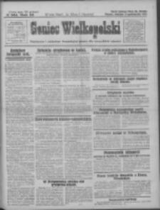 Goniec Wielkopolski: najtańsze pismo codzienne dla wszystkich stanów 1928.10.21 R.51 Nr244