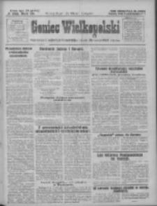 Goniec Wielkopolski: najtańsze pismo codzienne dla wszystkich stanów 1928.10.31 R.51 Nr252