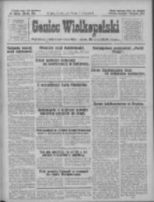 Goniec Wielkopolski: najtańsze pismo codzienne dla wszystkich stanów 1928.11.01 R.51 Nr253